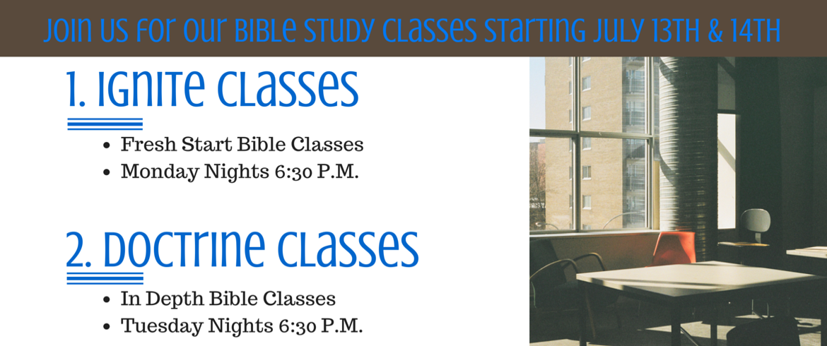 Join Us for Our Bible Study Classes-2